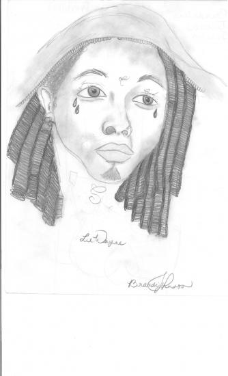 Lil Wayne par Babybell